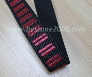 High Quality PP Jacquard Webbing for Garment #1312-18 pictures & photos