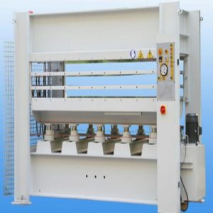 Laminating Hydraulic Hot Press Machines with 3 Layers pictures & photos