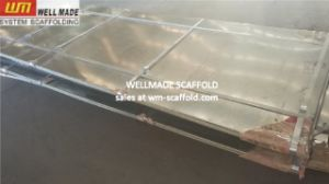 Gi Steel Plate for Construction Scaffolding, Fabrication and Formwork pictures & photos