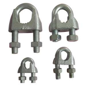 Drop Forged Wire Rope Clip (DIN741)
