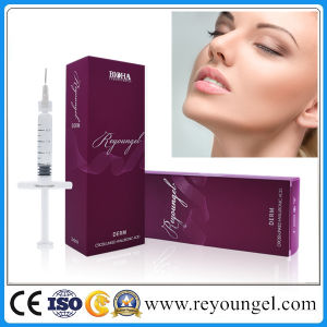 Reyoungel Hyaluronate Acid Gel Injection to Remove Worry Lines pictures & photos