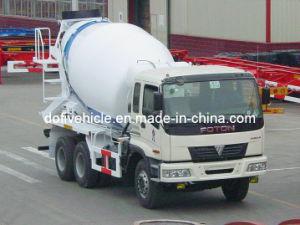 6 CBM Foton Concrete Mixer Truck (TK5252GJB)