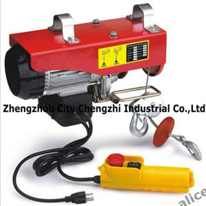 Factory Supply AC Model Electric Hoist pictures & photos