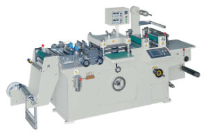 Adhesive Label Falt Die-Cutting Machine (HJMQ320D)