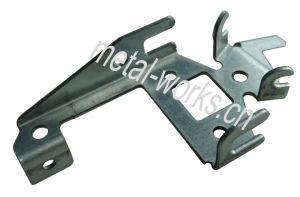 Progressive Die Stamping Parts, Galvanized Steel Part pictures & photos