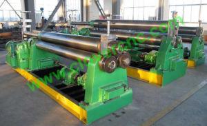 Mechanical 3-Roller Symmetrical Plate Rolling Bending Machine (CLR-W11 12X2000)