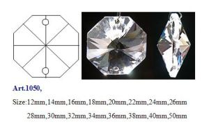 1050 Crystal Octagon-Crystal Chandelier Part (TL09073018)