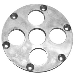 Aluminum Casting Flange Cover (custome)