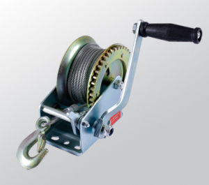Cable Hand Winch From 600lb to 2500lb pictures & photos