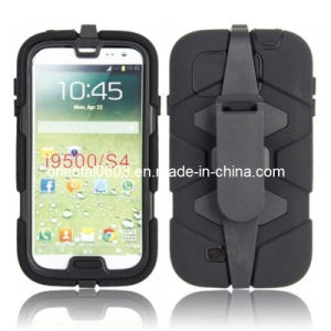 Survivor Military Duty Case for Samsung Galaxy S4 I9500 with Belt Clip (OT-233)