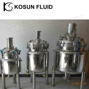 Stainless Steel Industrial and Food Grade Liquid Chemical Storage Tank pictures & photos