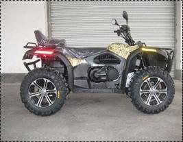 500CC EEC ATV in Short Version (GBT500ATV-2)
