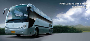 MPB Luxury Bus (YCK6106HL3)