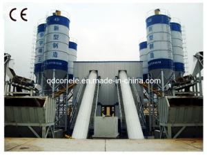 Commercial Concrete Mixing Plant (HZS90)