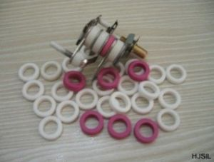 95% Alumina Ceramic Sealing Ring pictures & photos