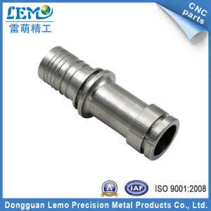 CNC Lathing Precision Stainless Steel CNC Machined Metal Parts (LM-0422R) pictures & photos