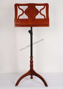 Wooden Music Sheet Stand (MS004) pictures & photos