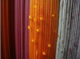 String Curtain (PL-BEADED PANEL)