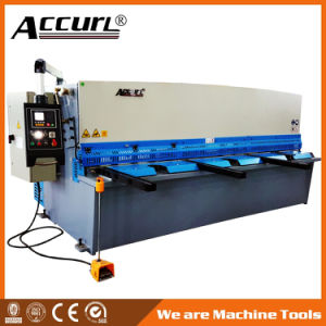 China Hydraulic Guillotine Cutting Machine Factory pictures & photos