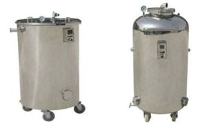 140/200 Insulation and Gelatin Storage Barrel