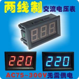Digital AC 75-300V Voltage Meter Self-Powered