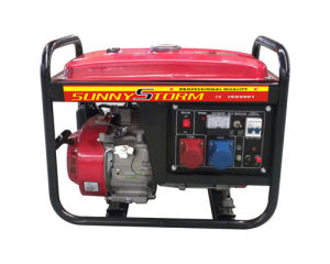 2kw/2.5kw/3kw High Frame 60Hz Portable Gasoline Generators Set, with CE pictures & photos