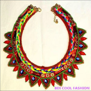 Hot Selling, Glass Beads Charm Fashion Jewelry Necklace