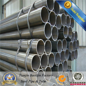 Thin Wall Welded Round Steel Pipe for Construction pictures & photos