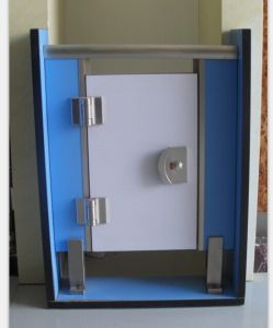 Cheapest Toilet Partition with Aluminum Honeycomb