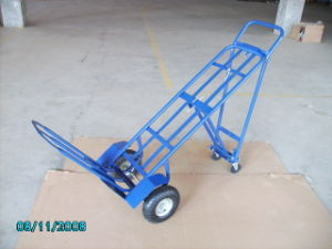 Blue Hand Trolley (HT3166) pictures & photos