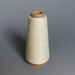 100% Polyester Spun Yarn on Paper Cone pictures & photos