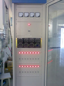 4u Hot-Plug Cabinet Rectifier for Telecom Power Supply, Internet Server, Ethernet Switch, Router Powering