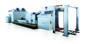 Auto Spot UV Coating Machine