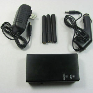 5 Band Portable WiFi Wireless Video Cell Phone Jammer (8254) pictures & photos
