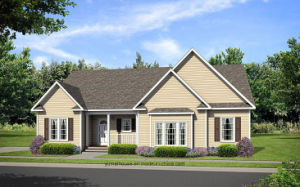 Steel Structure Village Villa House with USA Style pictures & photos