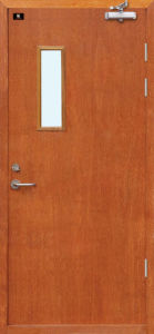 Fire Rated Door (YF-FW006) pictures & photos