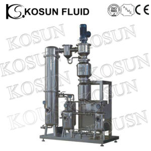 Stainless Steel High Efficiency Thin Film Evaporator pictures & photos