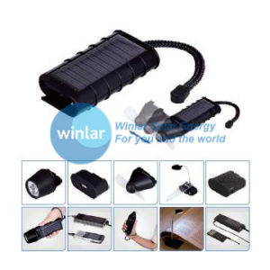 5-in-1 Multifunction Solar Gadget (P2300J)