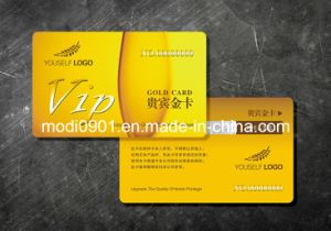 Custom Printing Cheap Membership VIP Card pictures & photos
