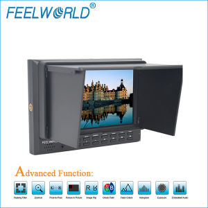 7 Inch Full HD DSLR LCD Monitor LED Backlight with HDMI in and out