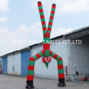 Cartoon Character Type Upsidedown Inflatable Air Dancer pictures & photos