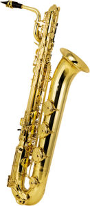 Professional Baritone Saxophone (BS-110L) pictures & photos