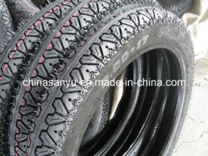 Motorcycle Tire (3.00-17-4/6PR; 3.00-18-4/6PR)