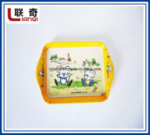 In Mould Label Plate pictures & photos