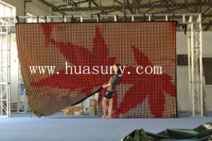 High Resolution LED Display LED Display Screen (FLC-700) pictures & photos