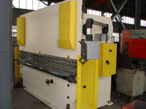 Hydraulic Brake Press pictures & photos