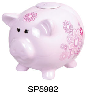 Piggy Coin Bank With Sound (SP5982)