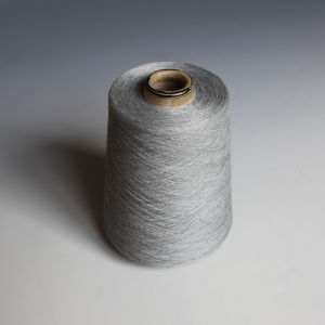Polyester Spun Yarn-Light Melange pictures & photos