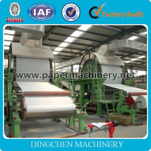 China Golden Supplier Dingchen 1880mm Toilet Paper Production Line Price pictures & photos