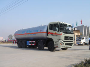 Dongfeng Tianlong 1311 8*4 LPG Truck